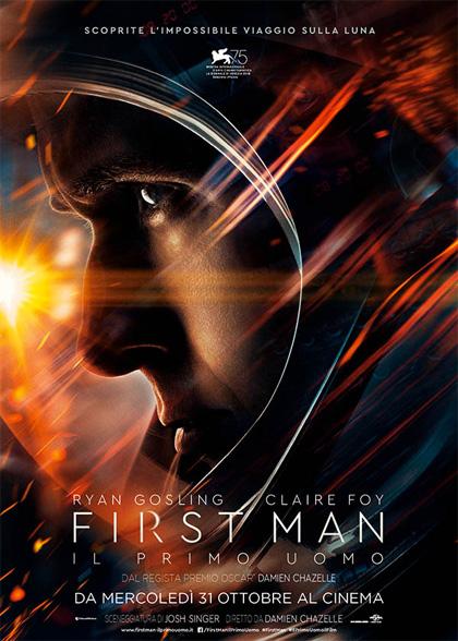 Locabdina film: First Man