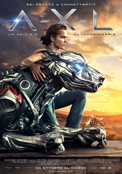 Locabdina film: A-X-L