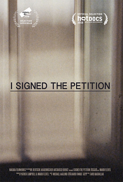Locabdina film: I Signed the Petition