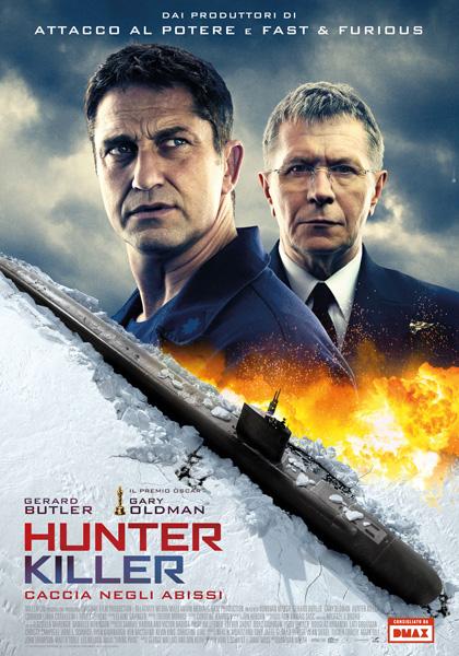 Locabdina film: Hunter Killer