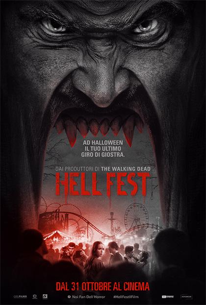 Locabdina film: Hell Fest