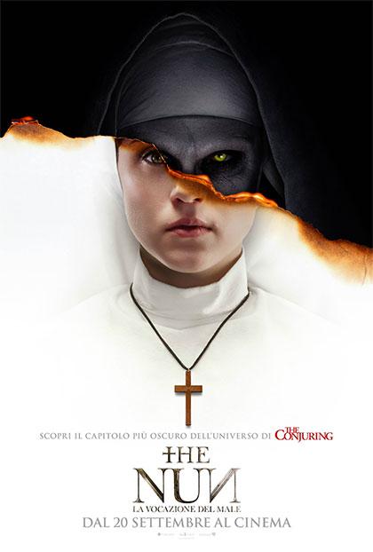 Locabdina film: The Nun
