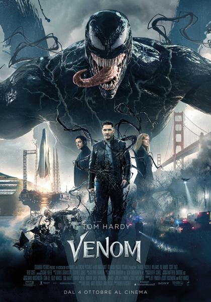 Locabdina film: Venom