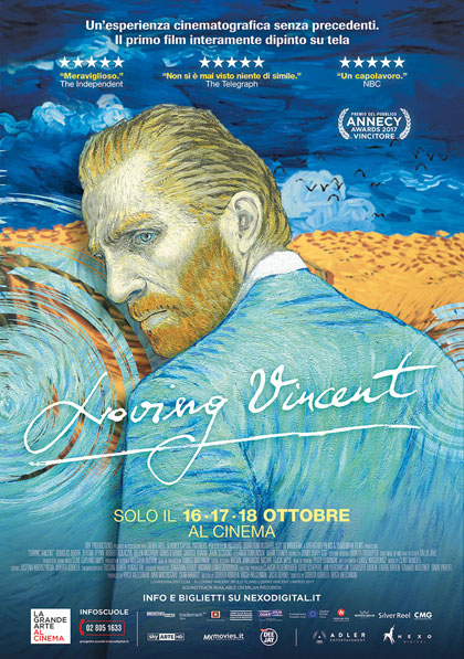Locabdina film: Loving Vincent