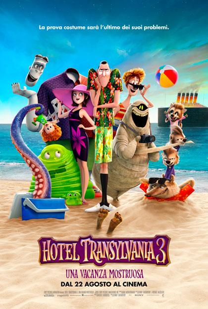 Locabdina film: Hotel Transylvania 3