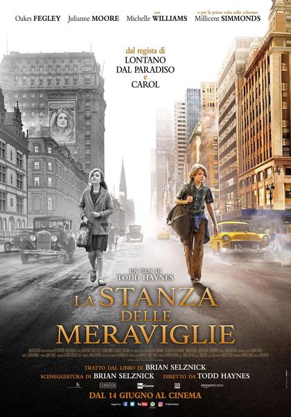 Locabdina film: Wonderstruck