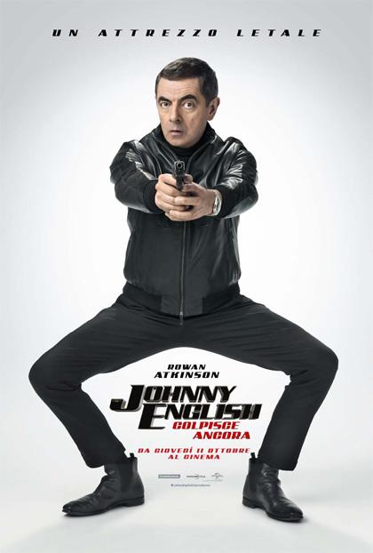 Locabdina film: Johnny English 3