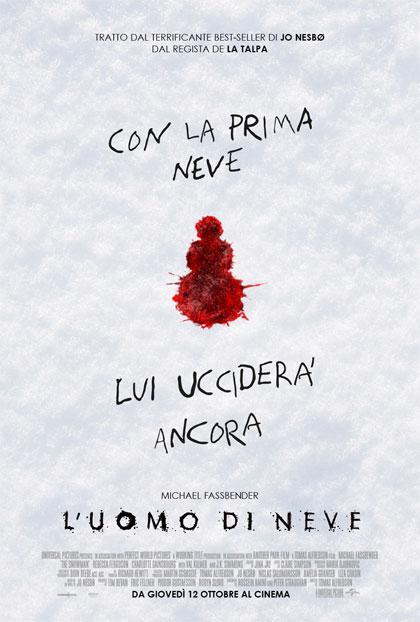 Locabdina film: L'UOMO DI NEVE