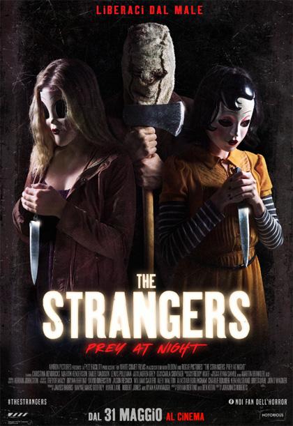 Locabdina film: Strangers