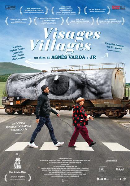 Locabdina film: Visages, villages