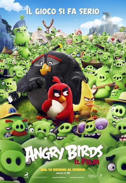 Locabdina film: ANGRY BIRDS - IL FILM