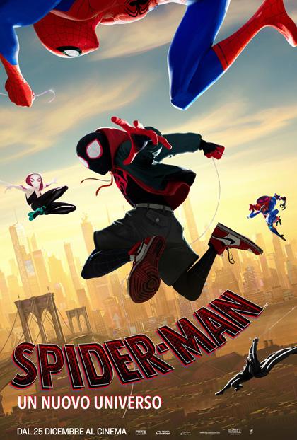 Locabdina film: Spider-Man