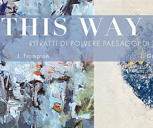 Evento This way up: Mostra di pittura - Studio Bong