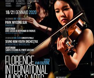 Evento Florence International Music & Arts Festival 2020 - XVII Ed - Firenze