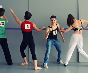 Evento Audizioni di musical - Dance Performance School