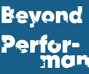 Evento Beyond Performance  - Centro di Cultura Contemporanea Strozzina