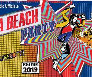 Evento Jova Beach Party 2019 - Viareggio