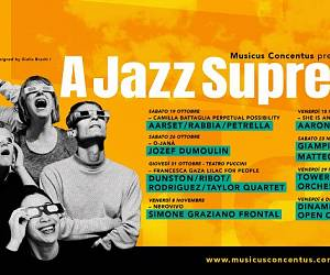 Evento A Jazz Supreme 2019  - Sala Vanni