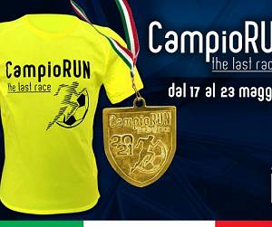 Evento Coppa Italia Run - Firenze