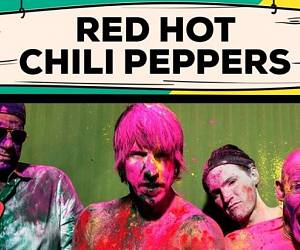 Evento Firenze Rocks 2021: Red Hot Chili Peppers - Ippodromo del Visarno
