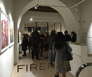 Evento Internation ART alla Galleria 360 - Galleria 360