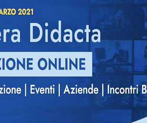 Evento Fiera Didacta 2021: online edition - Firenze