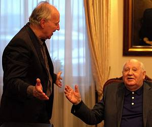 Evento Meeting Gorbachev by Werner Herzog - Cinema Odeon