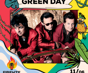 Evento Firenze Rocks 2020: Green Day - Ippodromo del Visarno
