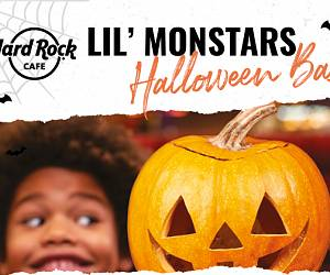 Evento Lil Monstars Bash 2019: ciambella o scherzetto?  - Hard Rock Cafe