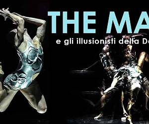 Evento THE MAN e gli illusionisti della danza - Teatro Puccini