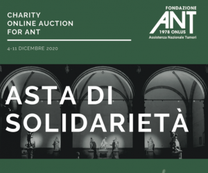 Evento ​Charity for ANT Online - Dintorni di Firenze