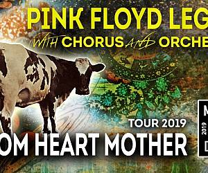 Evento Pink Floyd Legend - Atom Heart Mother - Teatro Verdi