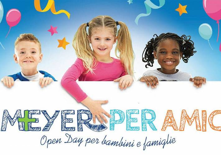 Evento Il Meyer per amico - Ospedale Pediatrico Meyer