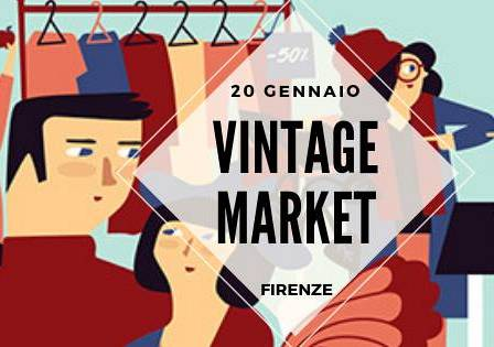Evento ​Temporary Vintage Market: the Vintage Hotel - The Student Hotel
