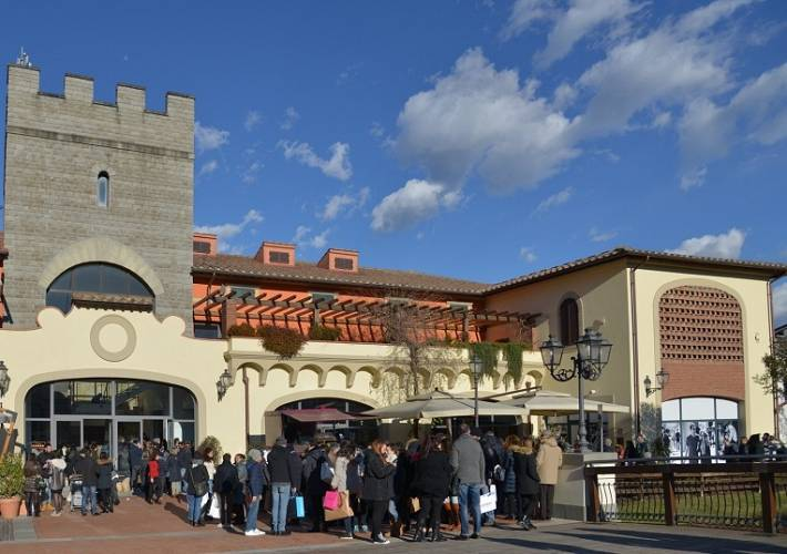 Evento Barberino Designer Outlet, weekend di saldi - Barberino Designer Outlet