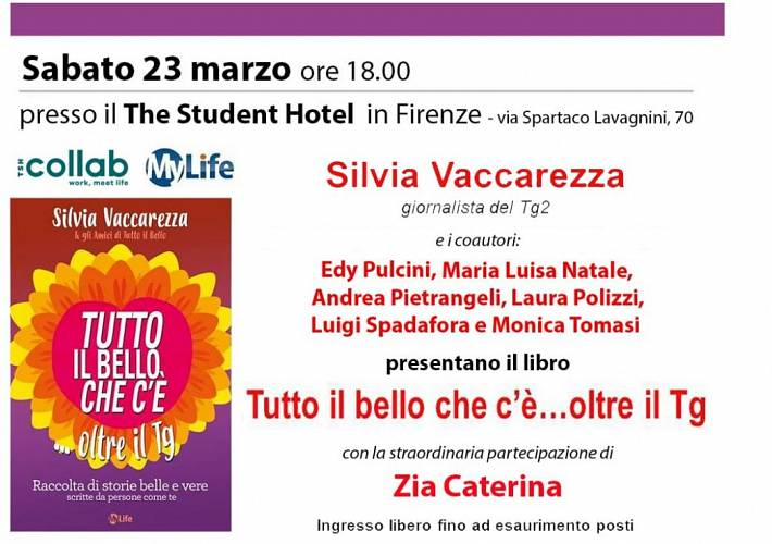 Evento Tutto il bello che c'è . - The Student Hotel