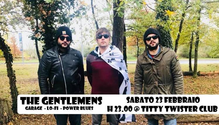 Evento Annibale Records presenta The Gentlemens Titty Twister
