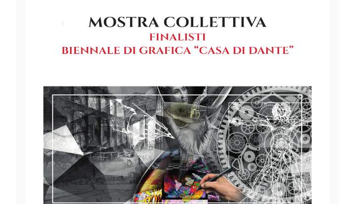 Evento Mostra Collettiva Biennale di Grafica
