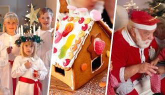 Casetta Di Natale Ikea : Aspettando il natale attività e laboratori per bambini ikea