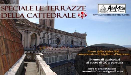 Apertura Straordinaria Delle Terrazze Della Cattedrale