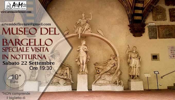 Museo Del Bargello.Museo Del Bargello Speciale In Notturna Museo Del Bargello Eventi
