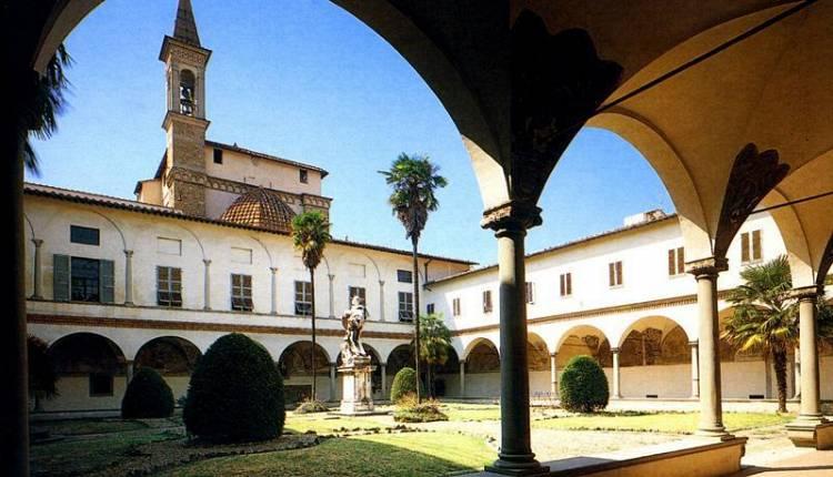 Il convento di san marco piazza san marco eventi a firenze for Interno a un convento