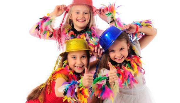Crea il tuo costume di Carnevale