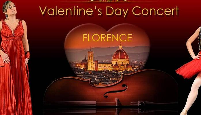 Evento The Valentine's Day Concert Auditorium Santo Stefano al Ponte