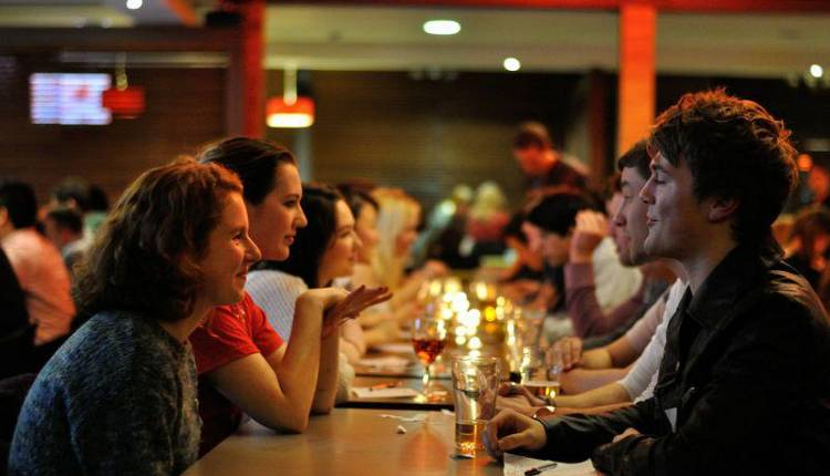Singles la speed dating