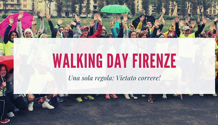 Evento Walking Day 2019 Piazzale John Fitzgerald Kennedy