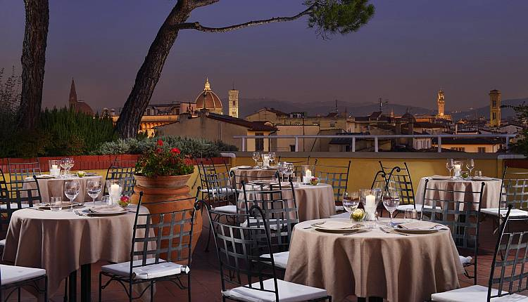 Terrazza Rossini Hotel Kraft Firenze Eventi