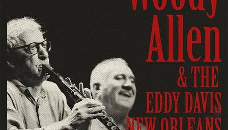 Evento Woody allen & The Eddy Davis New Orleans Jazz Band Cavea del Nuovo Teatro dell'Opera