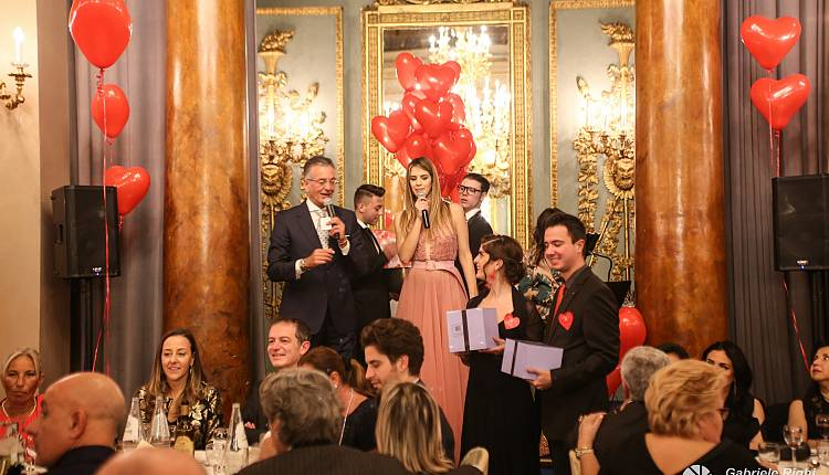 Evento Valentine's Day for ANT Palazzo Borghese